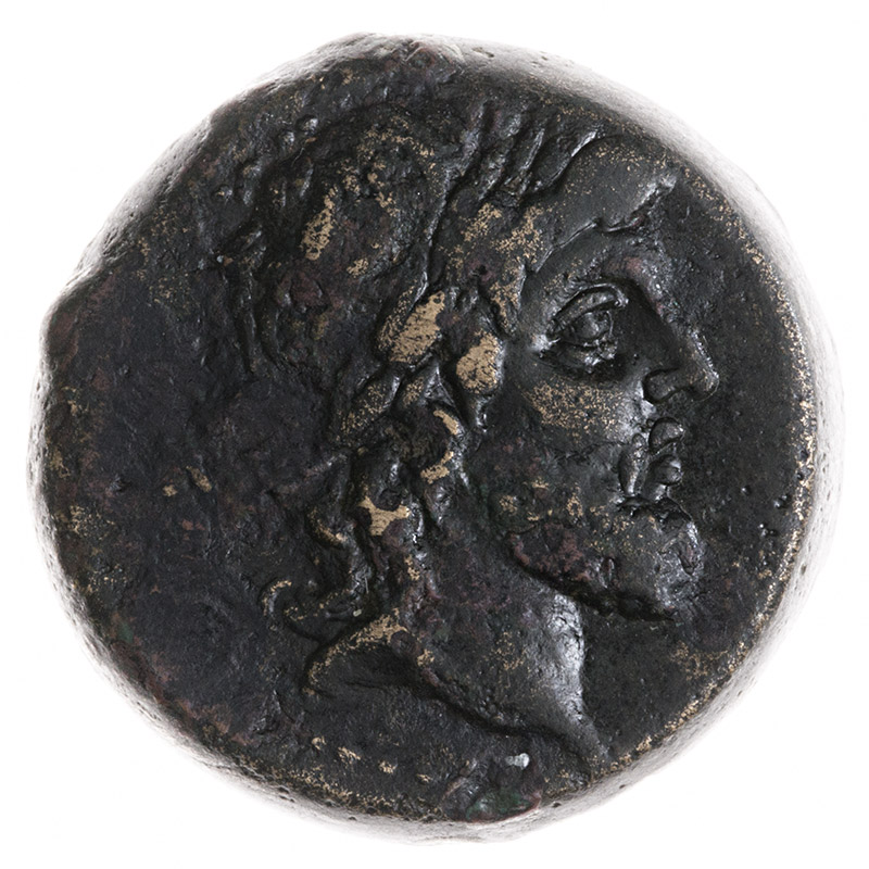 Petr Vesely Collection, coin MSE-AE-11, obverse